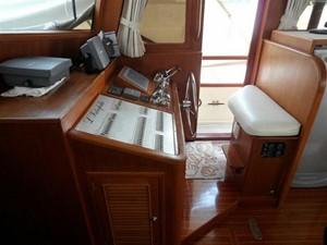 Custom Trawler 54 7 Custom Trawler 54 2003 CUSTOM Custom Trawler 54 Trawler Yacht Yacht MLS #204427 7