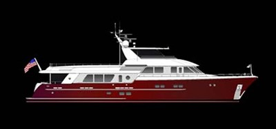 All Ocean Yachts 105' Overing Explorer 207647