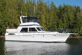 Uniflite 42 0 Uniflite 42 1964 UNIFLITE Uniflite 42 Motor Yacht Yacht MLS #207861 0