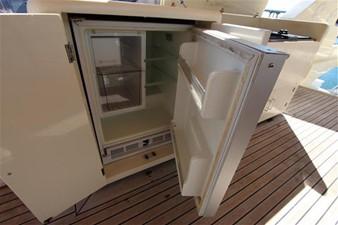 Flybridge fridge