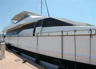 Tecnomar 34 Nadara 3 Tecnomar 34 Nadara 2004 TECNOMAR 34 Nadara Motor Yacht Yacht MLS #208202 3