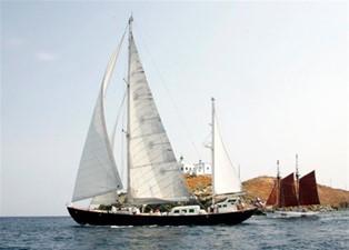 SWEDISH GOVERMENT 1 SWEDISH GOVERMENT 1948 SWEDISH GOVERMENT  Motorsailor Yacht MLS #208223 1