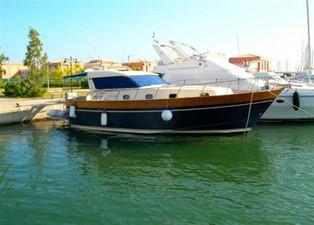 Apreamare 12 HT 1 Apreamare 12 HT 2004 APREAMARE 12 HT Motor Yacht Yacht MLS #208519 1