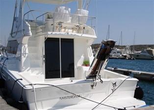 Silverton 42C 0 Silverton 42C 2004 SILVERTON 42C Motor Yacht Yacht MLS #208526 0