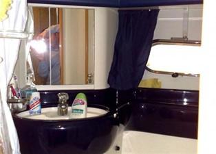 Princess 430 1 Princess 430 1997 PRINCESS YACHTS 430 Motor Yacht Yacht MLS #208605 1