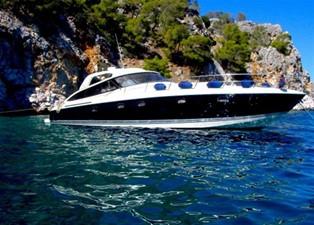 Baia 48 Flash 0 Baia 48 Flash 1998 BAIA 48 Flash Motor Yacht Yacht MLS #208636 0