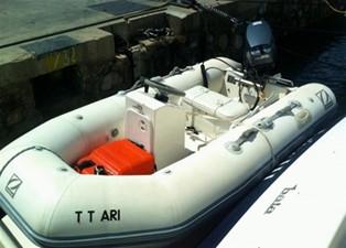 Baia 48 Flash 6 Baia 48 Flash 1998 BAIA 48 Flash Motor Yacht Yacht MLS #208636 6