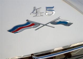 Cantieri di Sarnico 45 2 Cantieri di Sarnico 45 2001 CANTIERI DI SARNICO 45 Motor Yacht Yacht MLS #208641 2