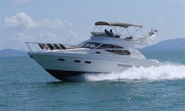 Sealine F42/5 0 Sealine F42/5 2009 SEALINE Sealine F42/5 Motor Yacht Yacht MLS #208872 0