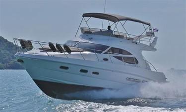 Sealine F42/5 1 Sealine F42/5 2009 SEALINE Sealine F42/5 Motor Yacht Yacht MLS #208872 1