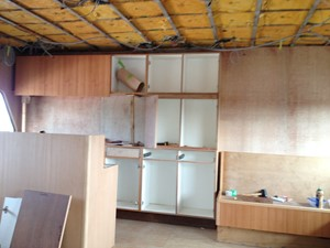 New Cabinetry