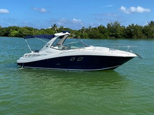2007 SEA RAY 310 SUNDANCER @ CANCUN 210918