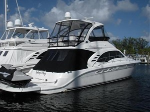 No Name 1 No Name 2005 SEA RAY 500 Sedan Bridge Motor Yacht Yacht MLS #211281 1