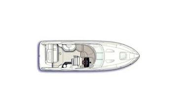 Sea Ray 280 Sundancer - Layout