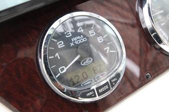 Sea Ray 280 Sundancer - Speed Gauge