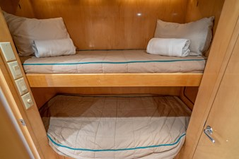 Twin Guest Stateroom, Port