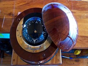 Aventure 2 Ketch Classic Yacht 28m - Compass