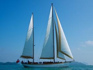 Aventure 0 Ketch Classic Yacht 28m - Profile