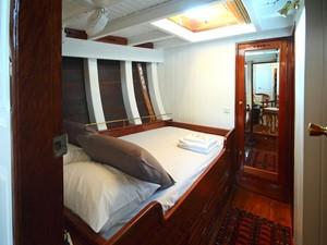 Aventure 6 Ketch Classic Yacht 28m - Cabin