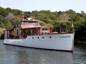 Cigarette 5 Cigarette 1928 NEVINS Commuter Yacht Motor Yacht Yacht MLS #212266 5