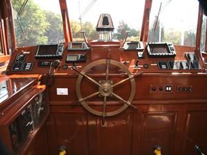 Cigarette 7 Cigarette 1928 NEVINS Commuter Yacht Motor Yacht Yacht MLS #212266 7