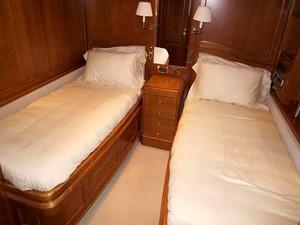 Azimut Benetti Tradition 100 - Guests Cabin