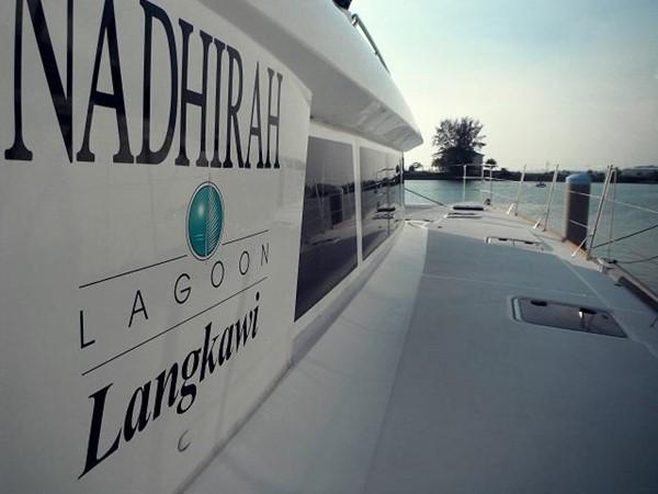 Lagon 620 - Exterior (Starboard)