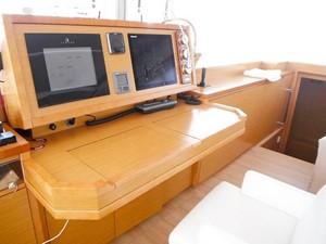 Lagoon 620 -  Navigation Station