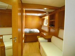 Lagoon 620 -  Master cabin (Starboard)