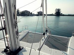 Lagoon 620 -  Bow