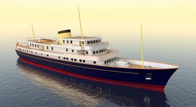 Project Nelson 1 Project Nelson 2020 PROJECT NELSON LLP  Motor Yacht Yacht MLS #212739 1