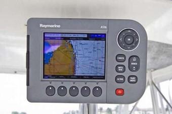 Electronics-Raymarine GPS