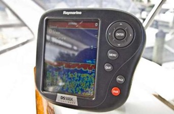 Electronics-Raymarine DS500X