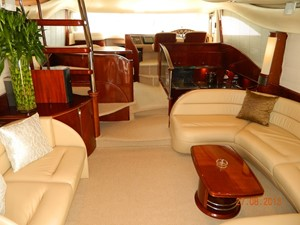 Princess 65 - saloon