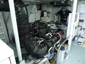 DOROTHY ANN 14 Engine Room