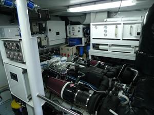 DOROTHY ANN 15 Engine Room