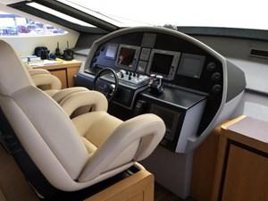 A&O 4 A&O 2008 PERSHING Pershing 90 Motor Yacht Yacht MLS #214273 4