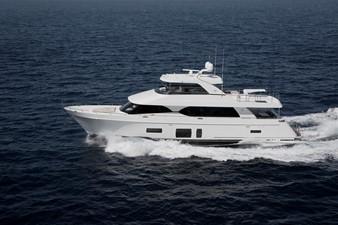 Ocean Alexander 85 Model Spec 214844