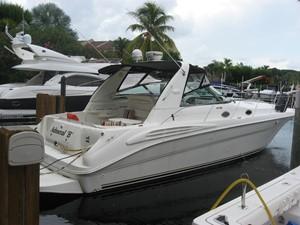 Admeral B 1 Admeral B 1997 SEA RAY 400 Sundancer Cruising Yacht Yacht MLS #215329 1