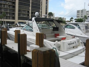 Admeral B 4 Admeral B 1997 SEA RAY 400 Sundancer Cruising Yacht Yacht MLS #215329 4