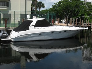 No Name 1 No Name 2002 SEA RAY 460 Sundancer Cruising Yacht Yacht MLS #215589 1