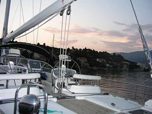 MUSTIQUE 2 MUSTIQUE 2005 VT HALMATIC Moody 66 Cruising Sailboat Yacht MLS #215764 2