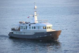 110ft 1990 Baltic Tug Converted Steel Tug 215987