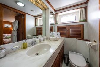 8a - Bathroom Monaco © YachtShot L067