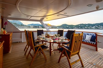 14 - Lower Deck Monaco © YachtShot L030