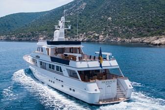 19 - Running Monaco © YachtShot L124