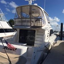 20/20 3 20/20 2000 SEA RAY 560 Sedan Bridge Motor Yacht Yacht MLS #216371 3