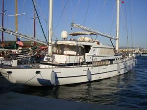 MARLYN 1 MARLYN 1969 NAVALCANTIERI  Cruising Sailboat Yacht MLS #217045 1