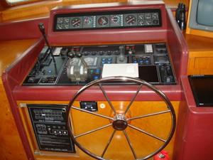 MARLYN 5 MARLYN 1969 NAVALCANTIERI  Cruising Sailboat Yacht MLS #217045 5