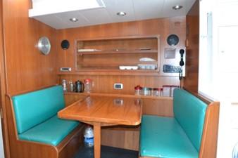 MARLYN 7 MARLYN 1969 NAVALCANTIERI  Cruising Sailboat Yacht MLS #217045 7